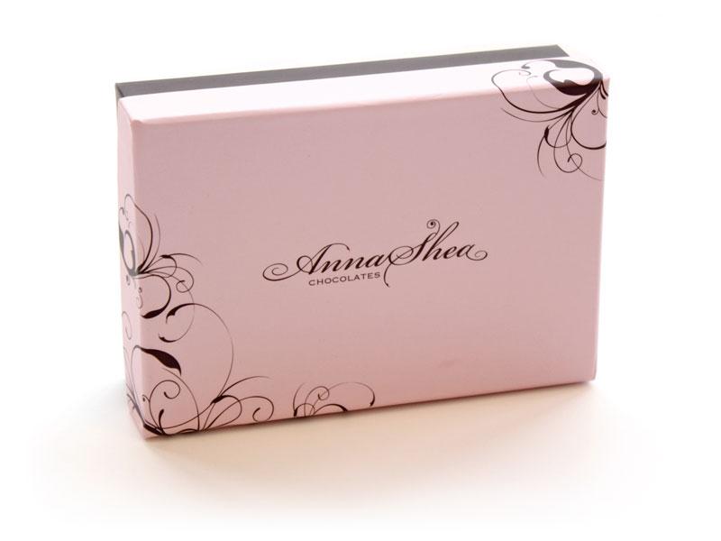Anna Shea Chocolates Packaging