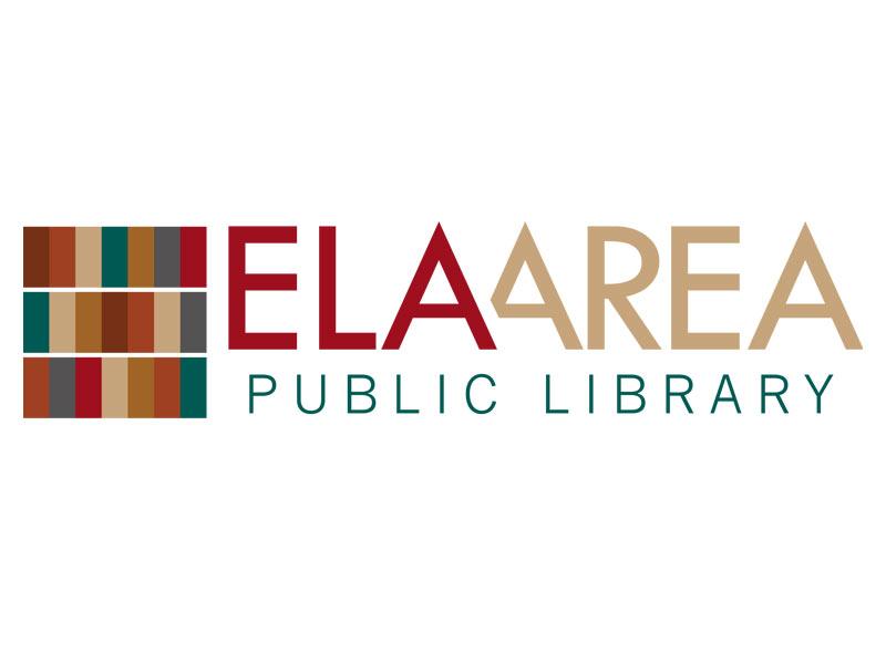Ela Area Public Library Logo