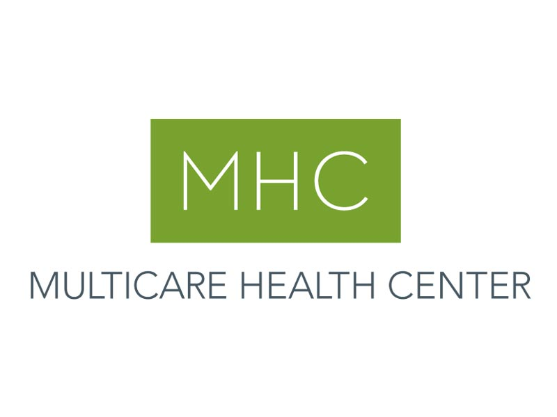 Multicare Health Center Logo