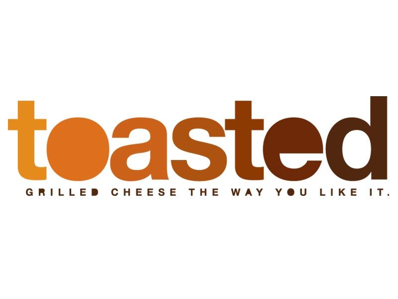 Toasted Grilled Cheese Logo