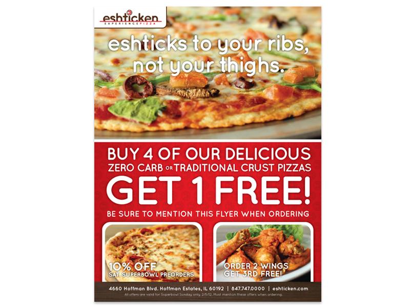 Eshticken Print Ad