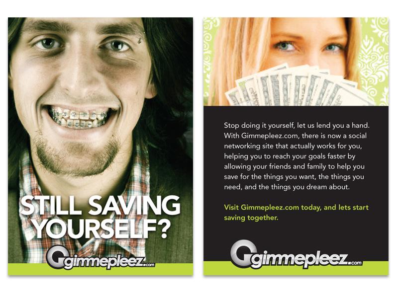 Gimmepleez Trading Card