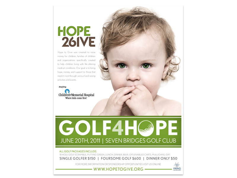 Hope To Give Golf 2011