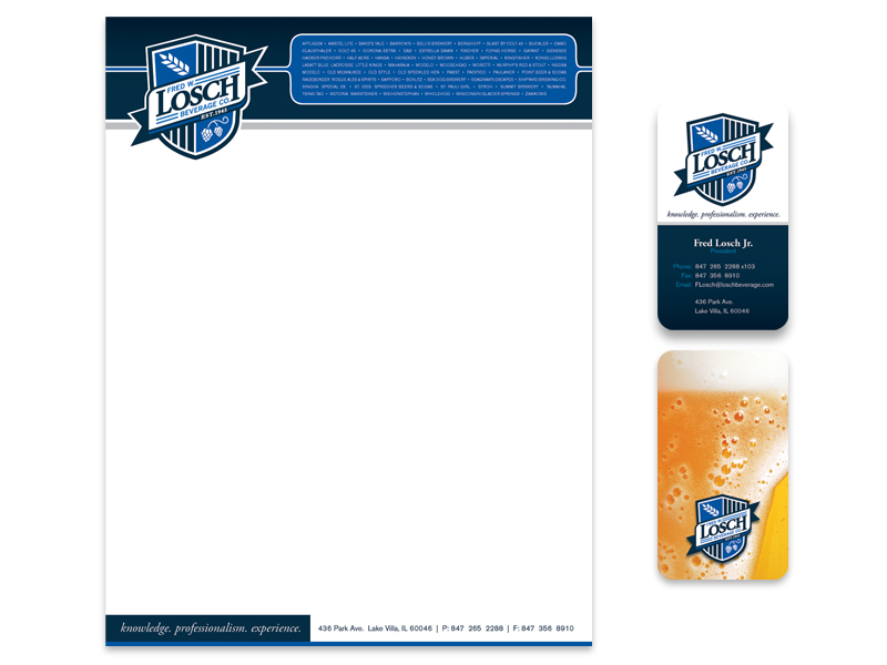 Losch Beverage Stationary